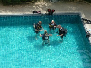 Ausbildung zum Padi Open Water Diver bei deutschsprachigen Tauchschulen Anbieter