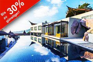 Das Jamahkiri Urlaub Resort mit guten Bewertungen