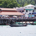 Pier in Mae Haad