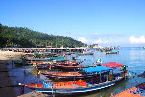 Mae Haad Bay