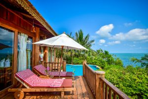 Das Santhiya Resort & Spa in Koh-Phangan