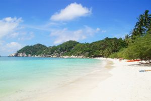 Die Shark Bay auch als Thian og bekannt