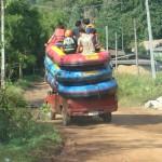 Thailänder gehen baden